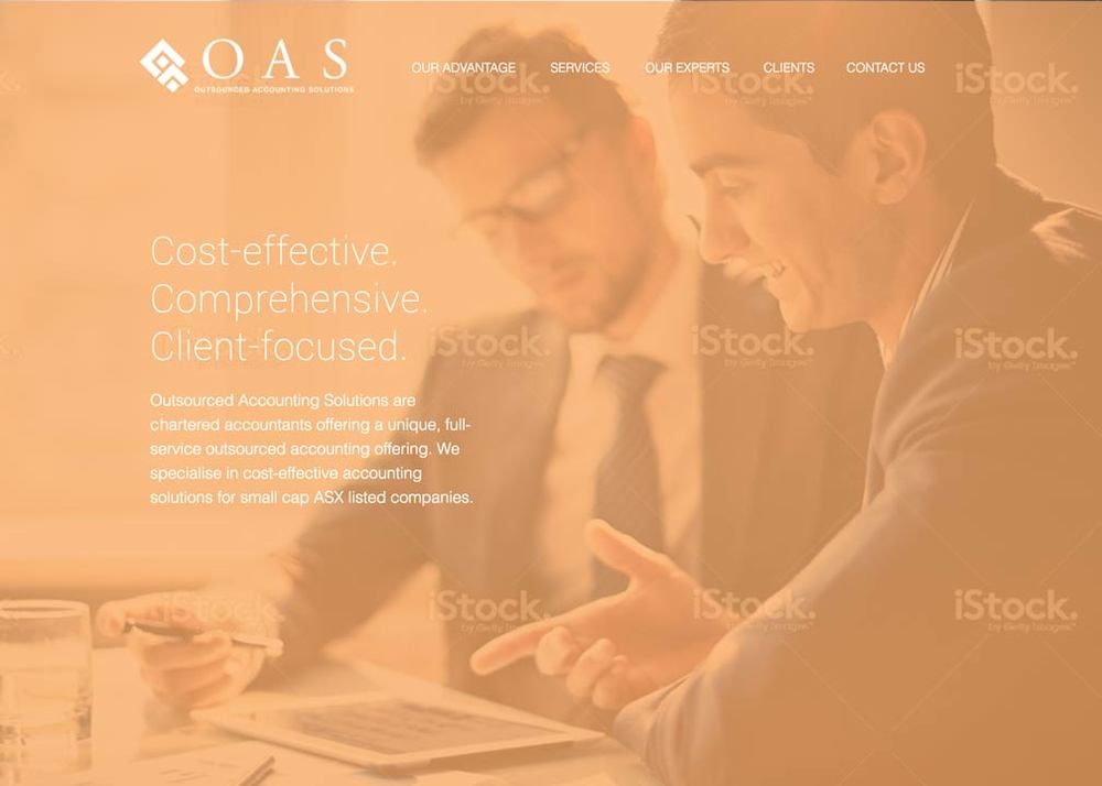 Outsourced Accounting Solutions