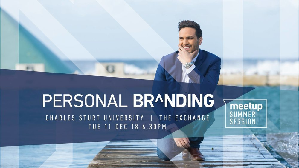 Personal Brand Summer Session Dubbo 2018