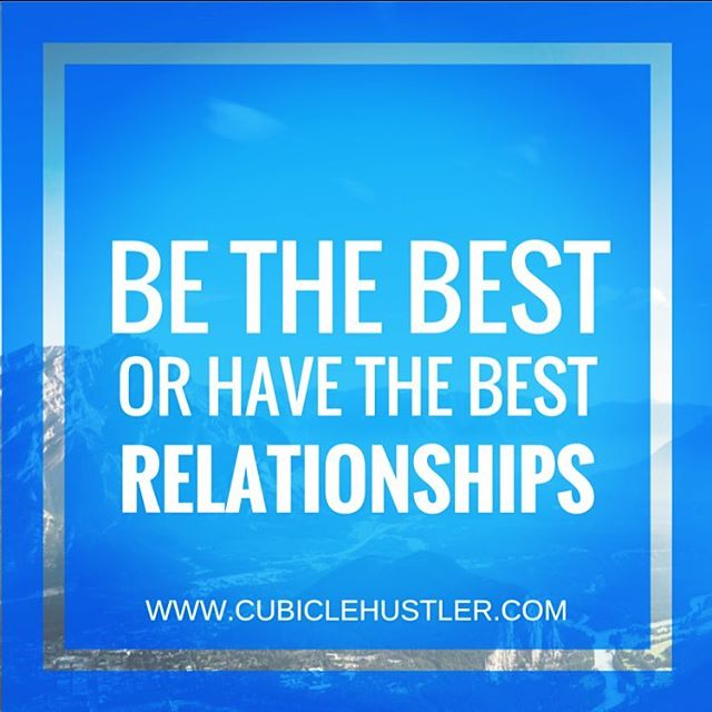 There's no such thing as true job protection anymore but there are things you can do to stack the deck in your favor. The easiest? Be the best or have the best relationships. Read more on Cubicle Hustler. Link in bio