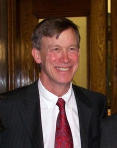 Governor John Hickenlooper