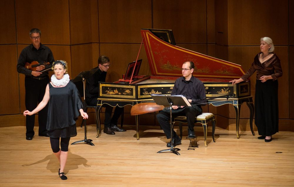 Queen Christina of Sweden: Early Music Vancouver Summer Festival 2015, Photo Credit: Jan Gates