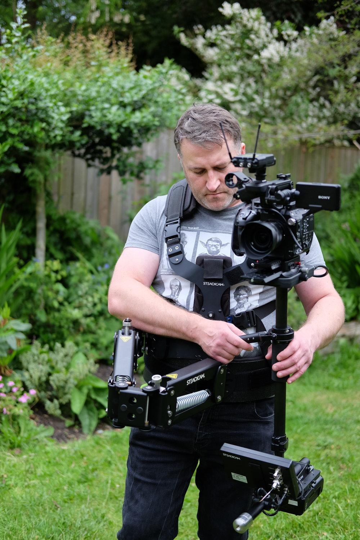 camera jib hire hull