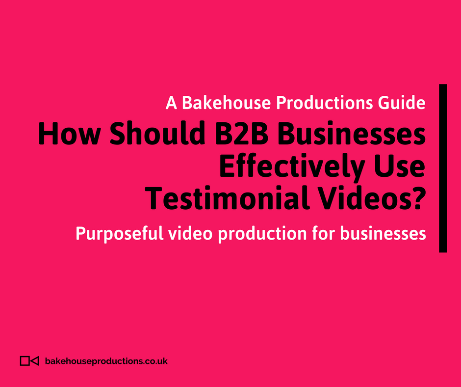testimonial videos for businesses