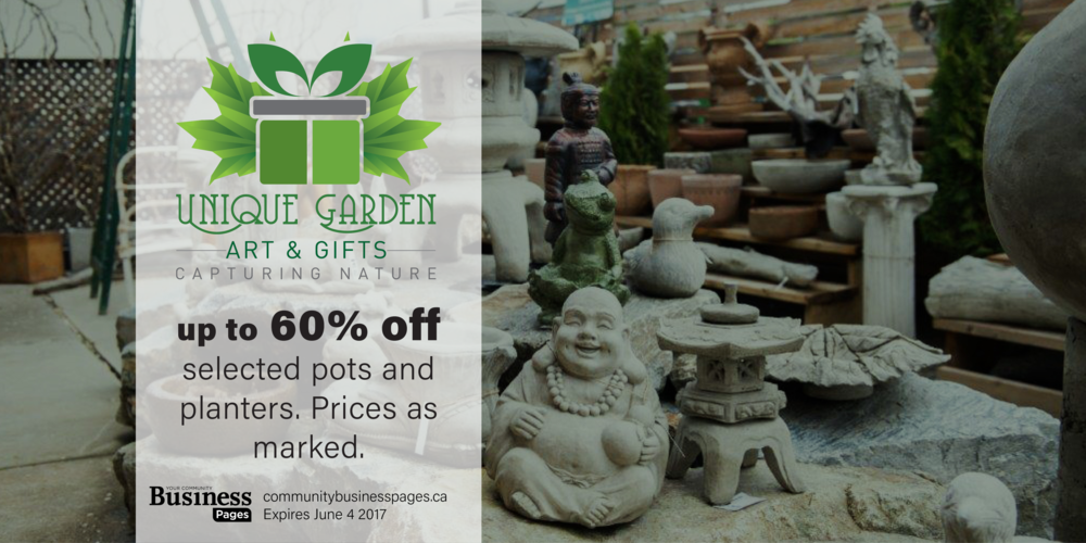 Unique Garden Art Gifts Community Business Pages