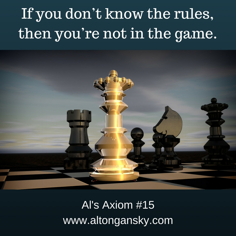 15. If you don't know the rules, then you're not in the game..jpg
