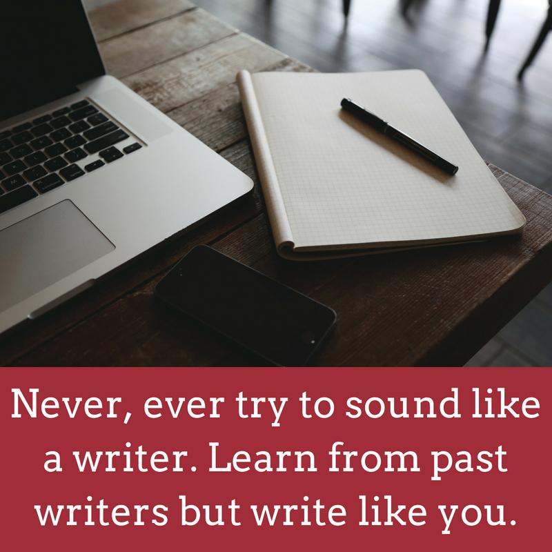 Al's Axiom #37_ Write like you..jpg