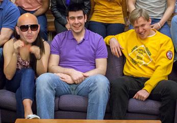 Orrrrr.... stress relief Pitbull!