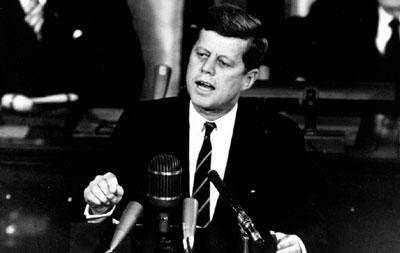 """""""Ich bin ein Wildcat""""- President Kennedy."""