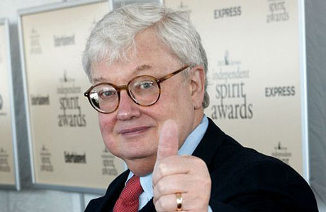 "Ebert, announcing his upcoming show ""Ebert Presents: At the Afterlife"""