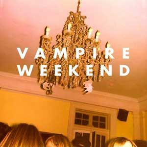 Vampire Weekend's 2008 release sold nearly half a million copies, and more than a quarter million chandeliers.