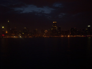 Lake Michigan at Night...SpoOoOoOoOoOoky!!!!!