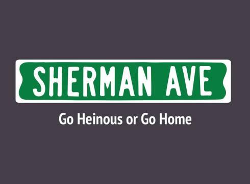 Sherman Ave Logo