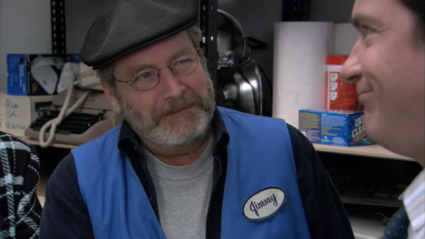 Gene Parmesan, the master of disguise. (via arresteddevelopment.wikia.com)