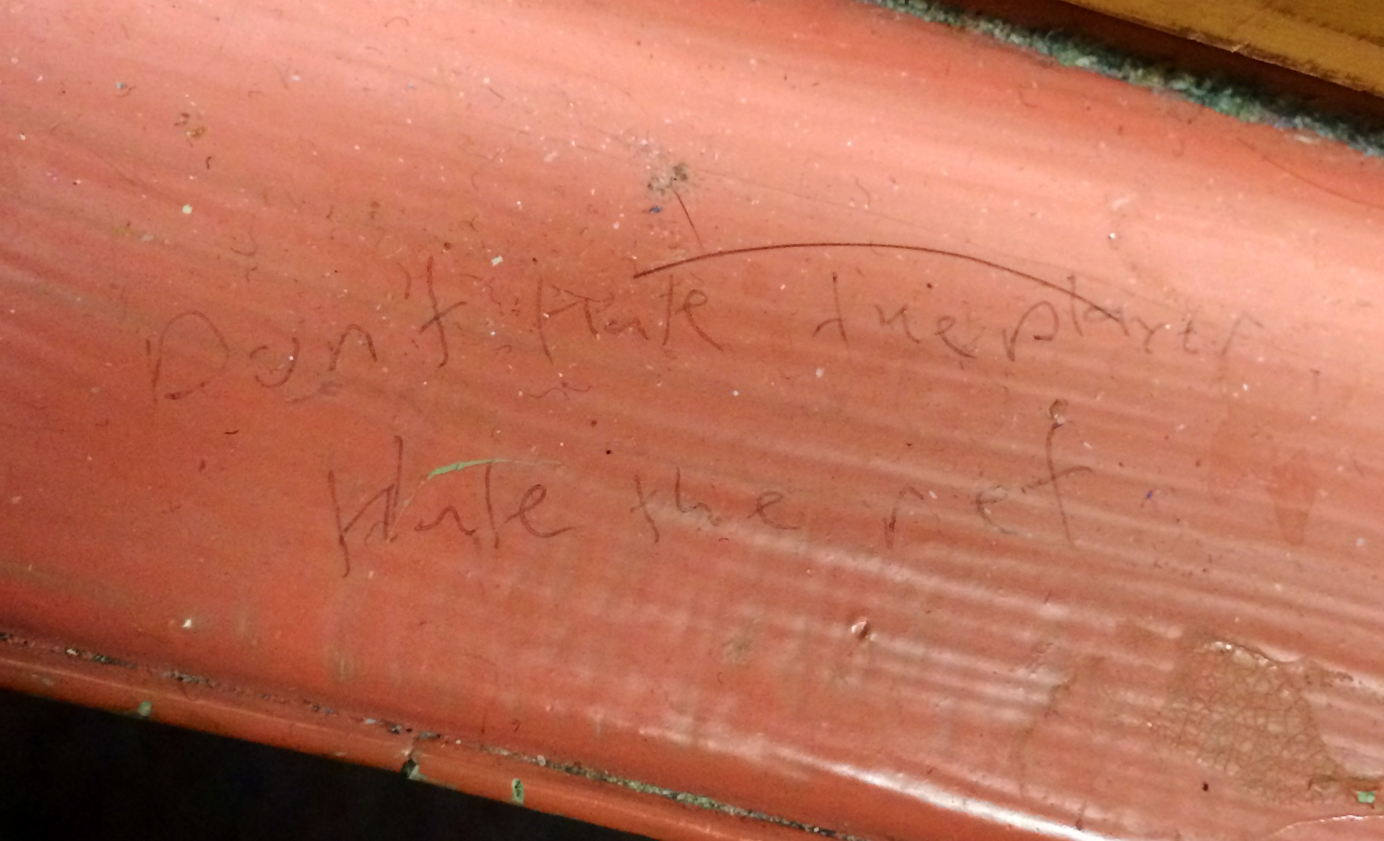 Library Graffiti