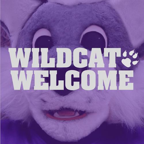 This purple-toned face of Willie will haunt your dreams come day 4 of Wildcat Welcome