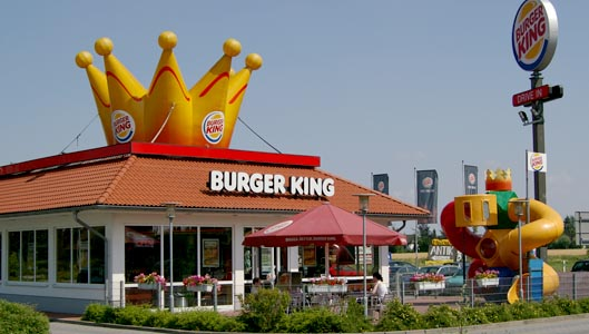Say what you want about BK, but this place would make for a hell of a reception.