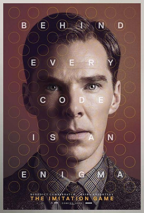 Your aunt's meatloaf pretending to be real food, that's the real imitation game! (via imdb.com)