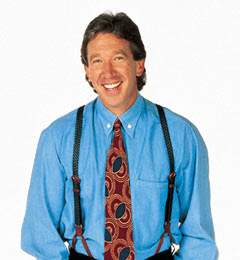 """Tim Allen's smile reassures me in ways that your cold expressionless mug never could"""