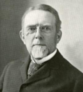 Daniel Bonbright, NU President 1900-1902