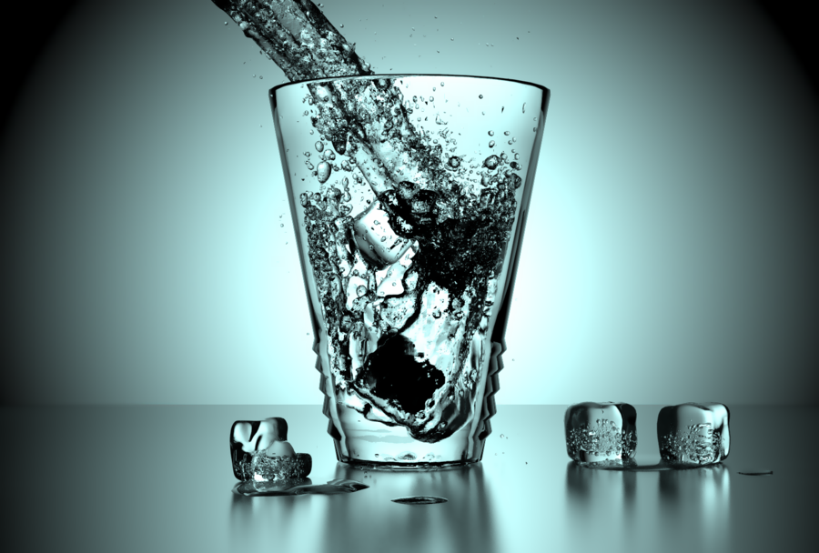 """Water and Ice"" - Ian Forsgren/Drake Digital"