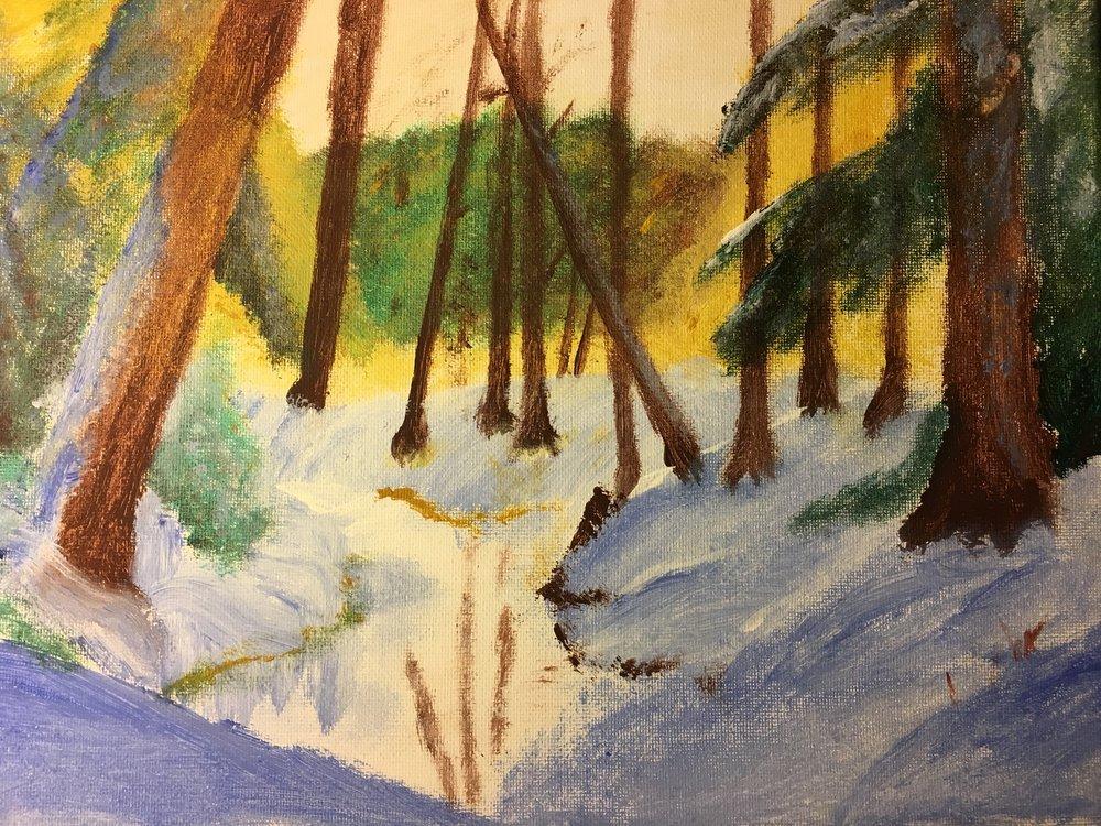 Winterlude by Dan Cowan