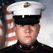 Cpl. Andrew Brownfield, 24, Akron , OH