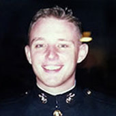 2nd Lt. James J. Cathey, 24, Reno, NV