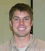 1Lt. Joel Gentz, 25, Purdue University