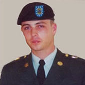 Sgt. Ken Hess, 26, Asheville , NC