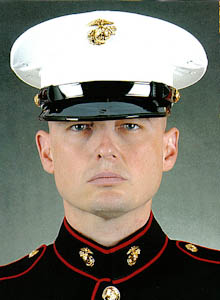 United States Marine Corps Master Sgt, Jerome D. Hatfield, 36, Dry Fork, VA