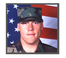 United States Army Spc. Kyle Hemauer, 21, Chilton, WI