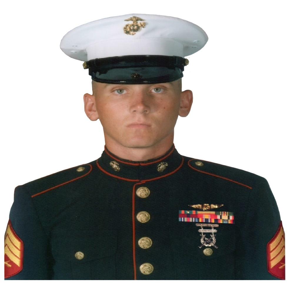United States Marine Sgt. Eric McColley, 23, Gettysburg , PA