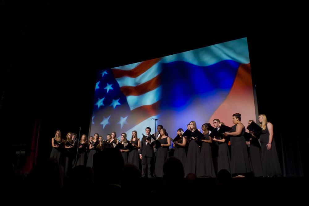 The Brian LaViolette Foundation spearheaded the making of the documentary which was premiered at an event on 11.12.13 featuring the Preble Choir.
