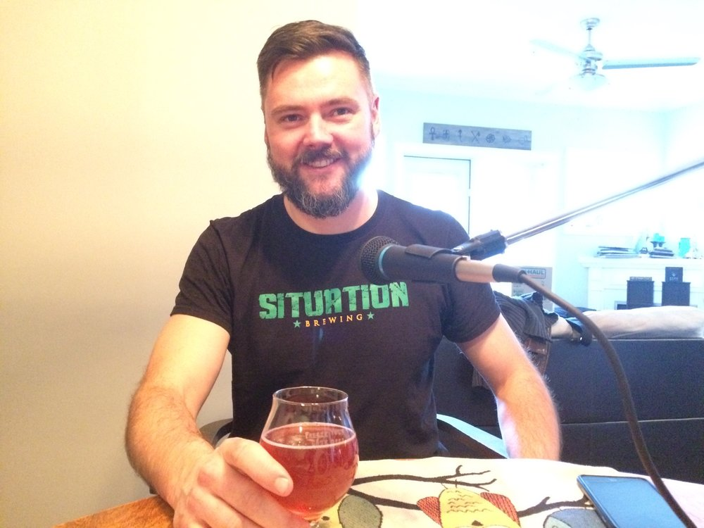 Wayne Sheridan of Situation Brewing