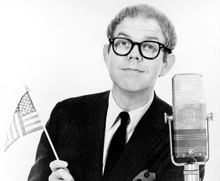 Radio's first surrealist Stan Freberg •