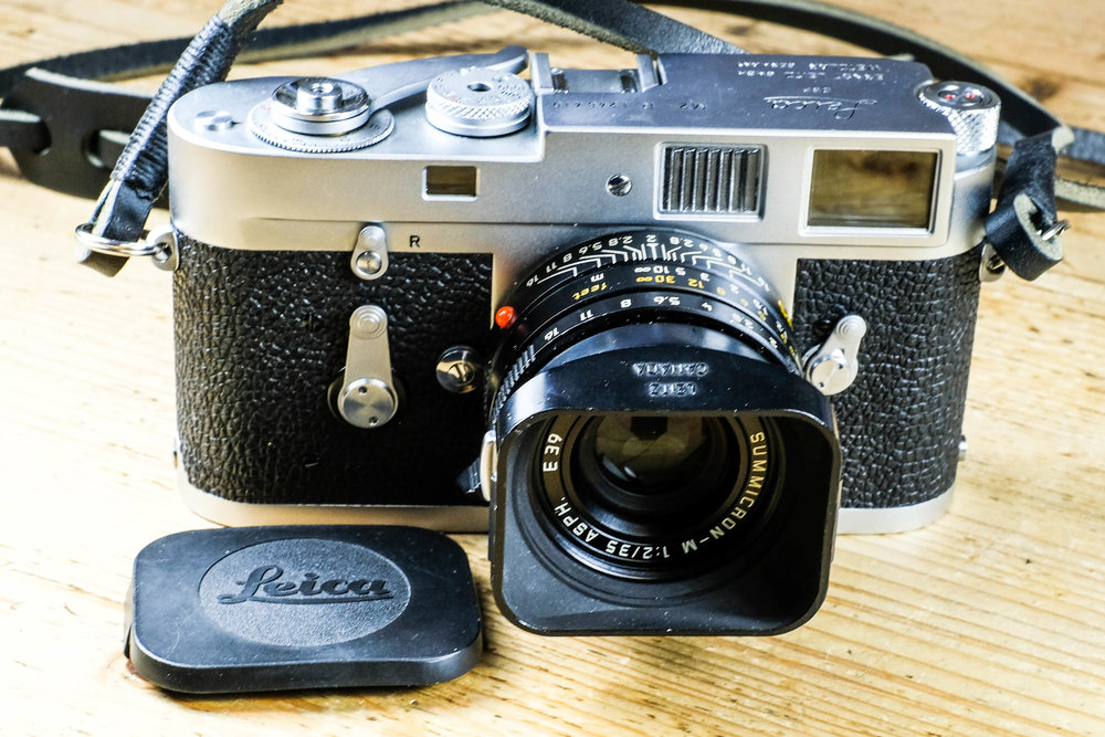 Analogkameras Leica M2