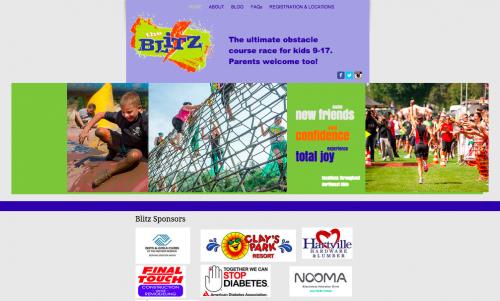 TheBlitz.Events - website