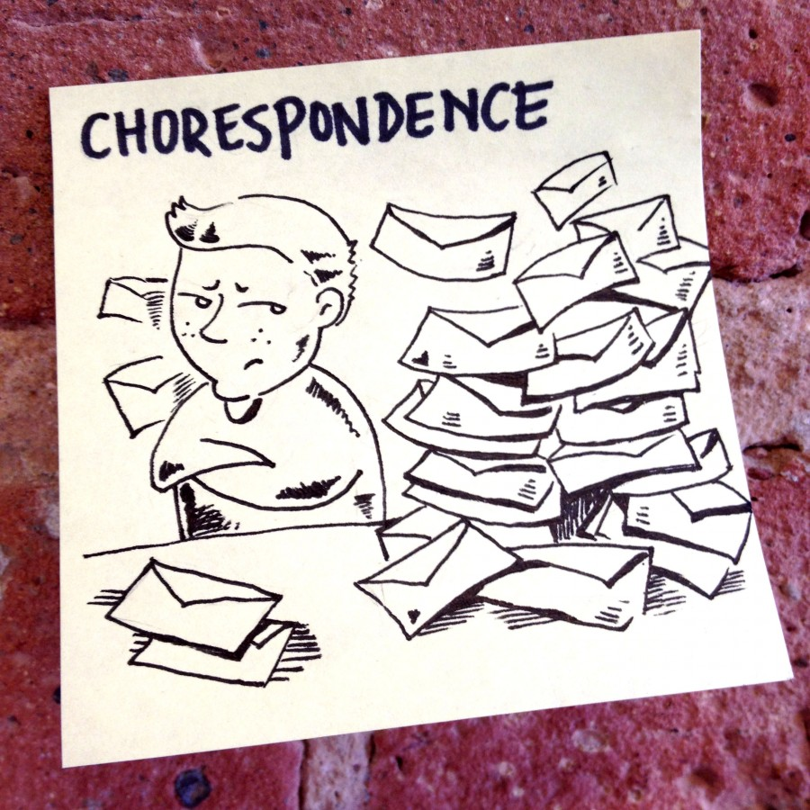 chrespondence