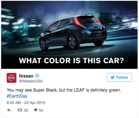 Nissan-EarthDay