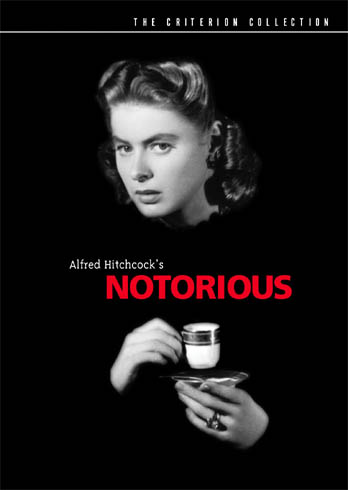 Ingrid Bergman in Hitchcock's Notorious