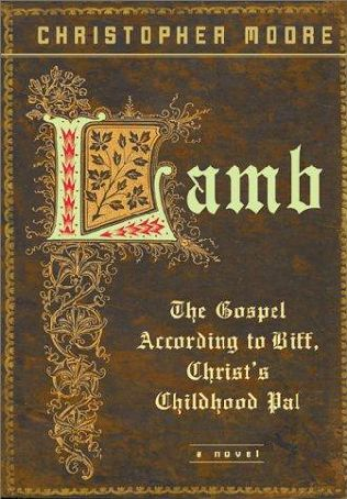 The cover of my edition of LAMB (which has been missing for some time, by the way).