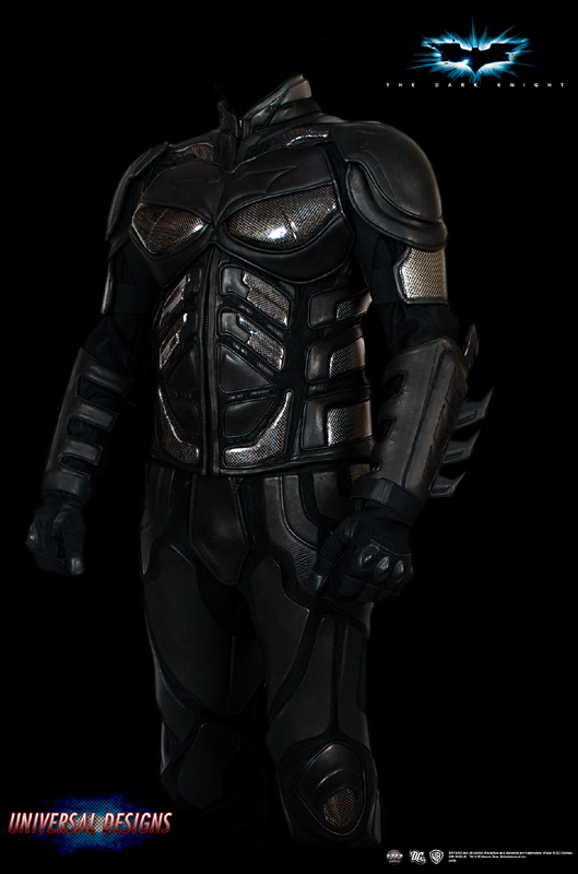It's a batsuit.  A kevlar-plated batsuit.