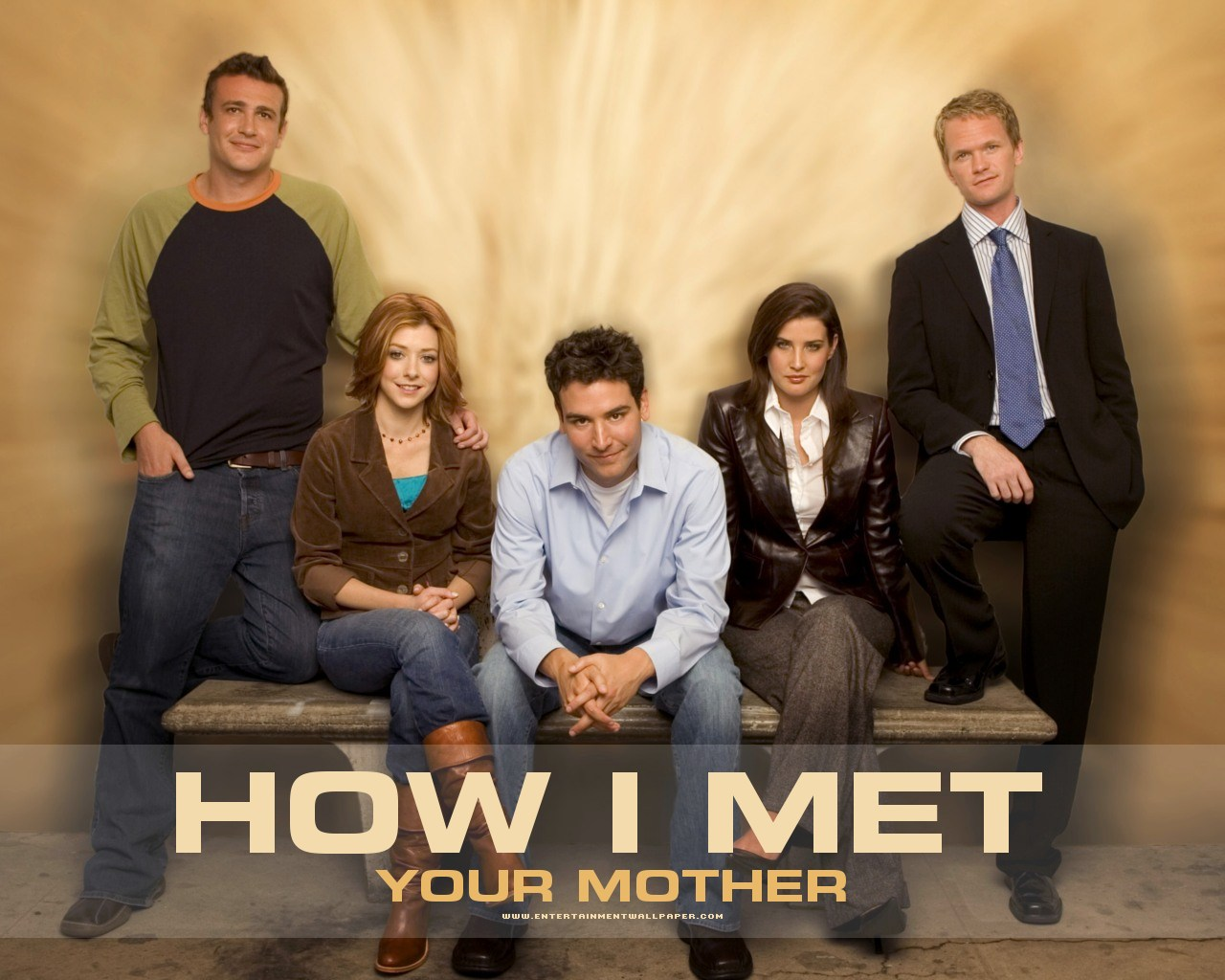 A Misleading Promo Shot for HIMYM