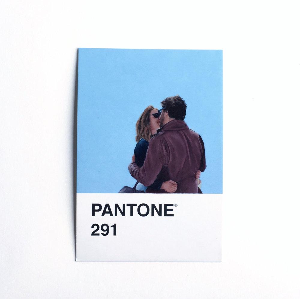 Pantone commission