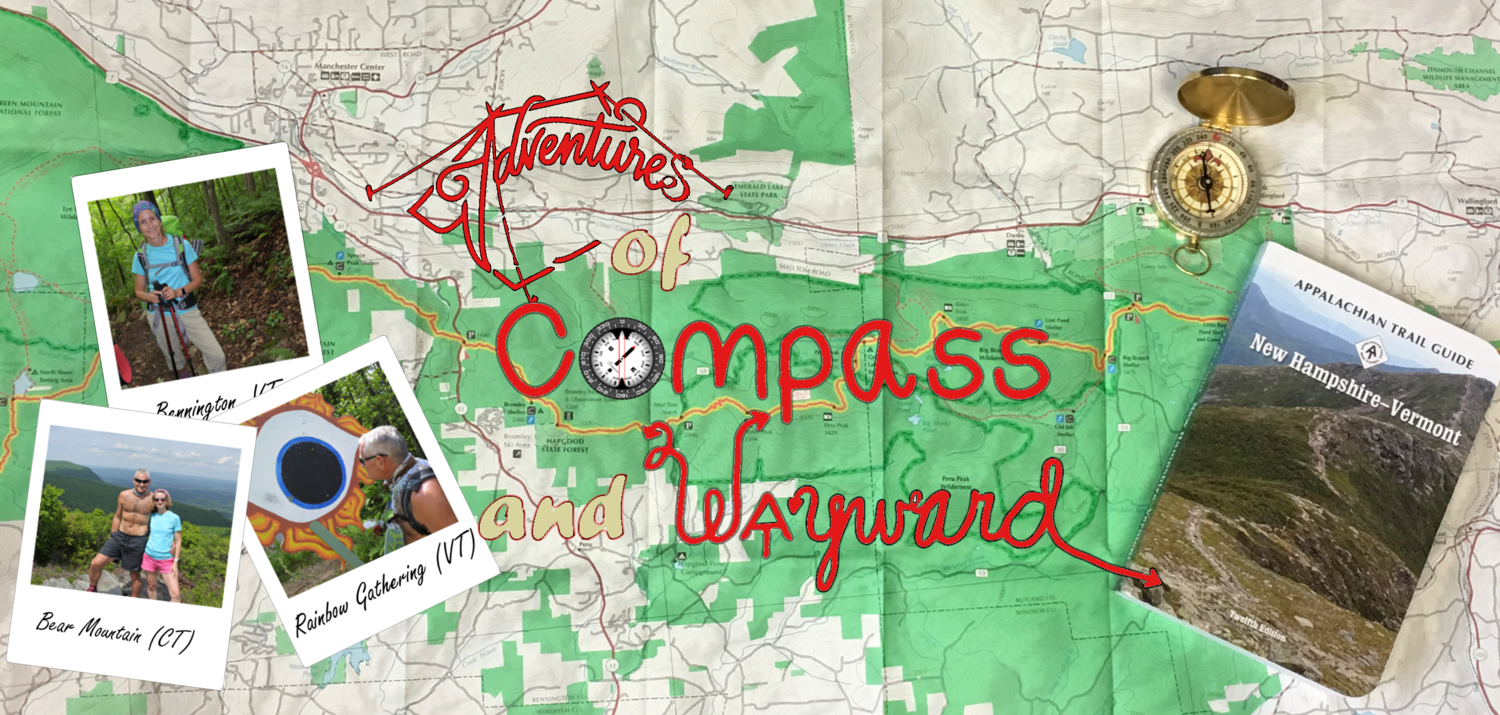 Through the Forest with Compass and Wayward