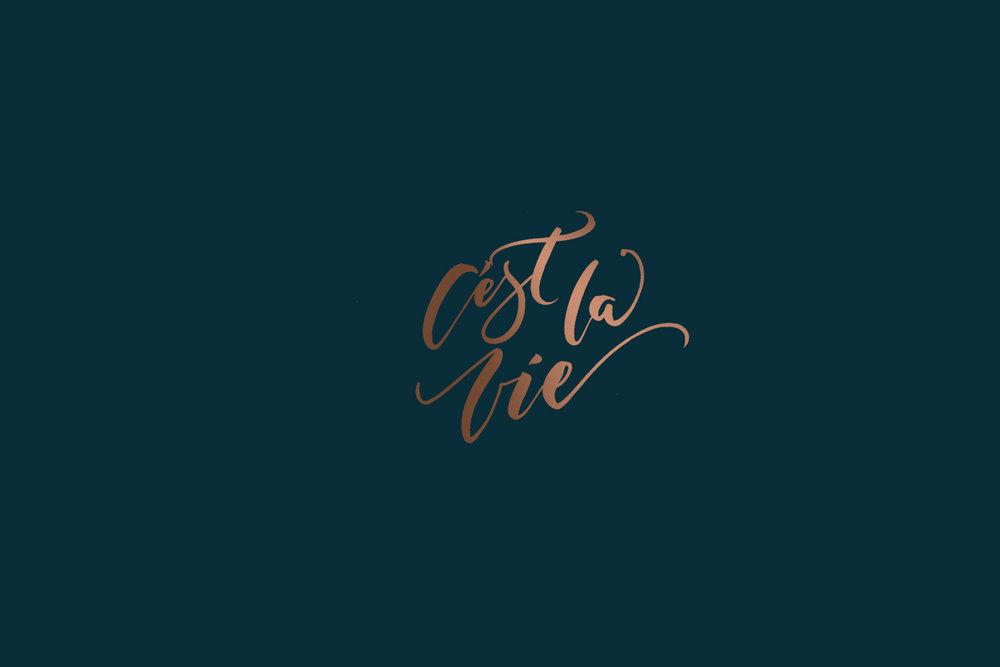 Cést la vie