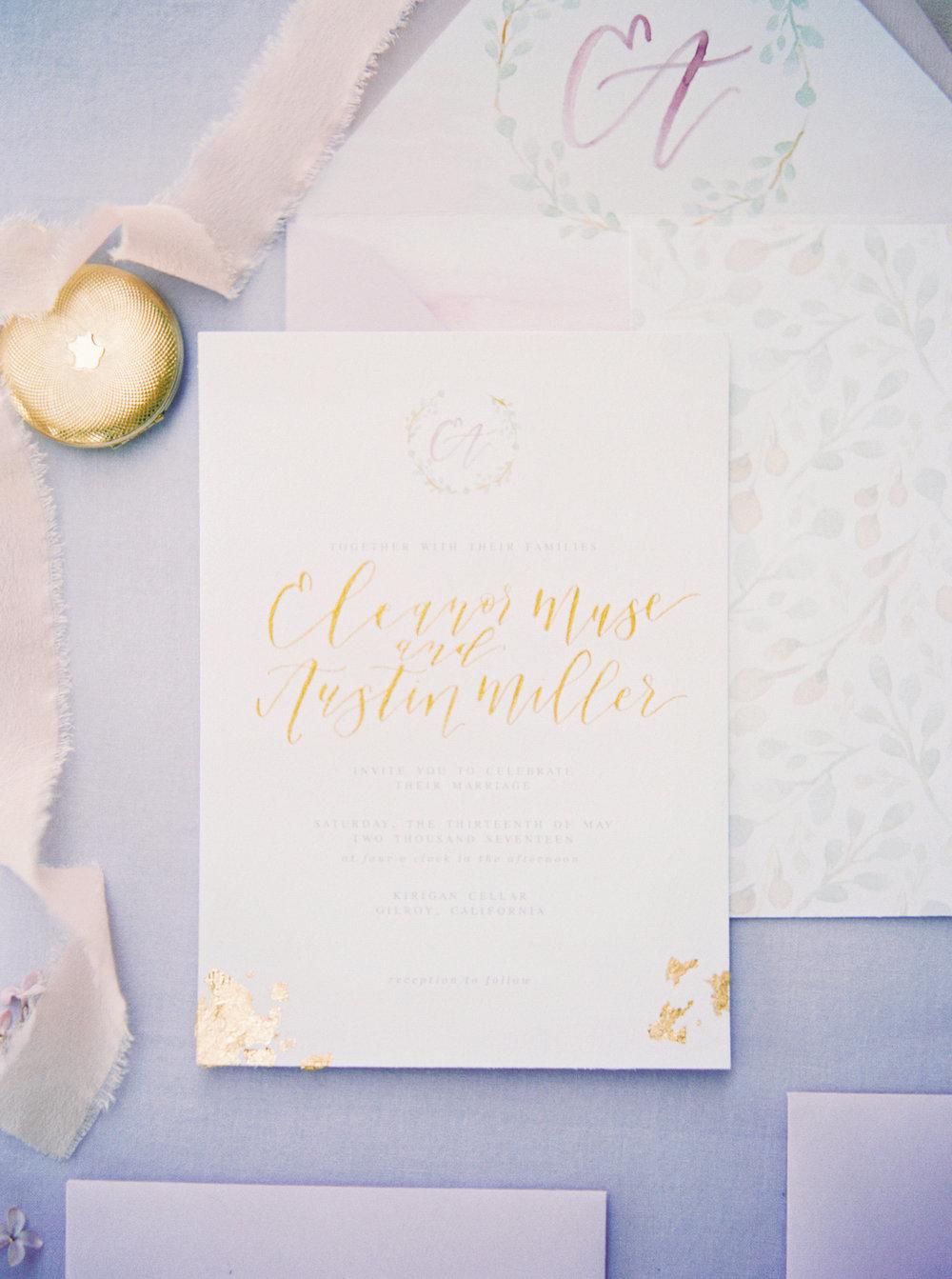 Stephanie - Owner, Calligrapher & Stationer