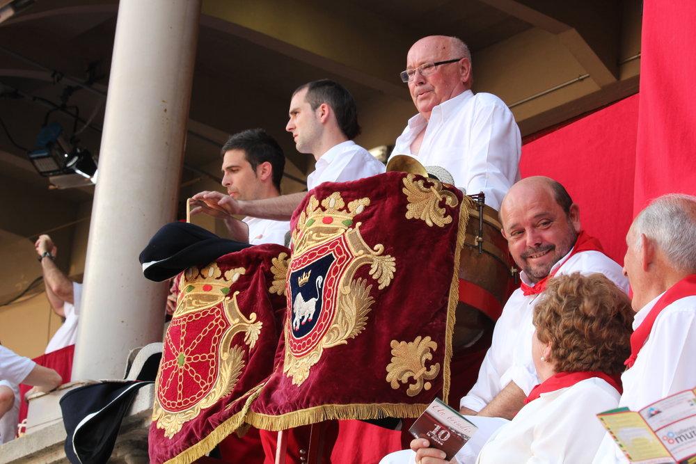 The Judges Box La Presedencia