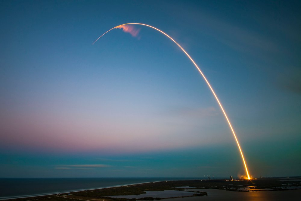 We may not launch rockets into space - But we can certainly launch your website into the stratosphere! & We do love SpaceX