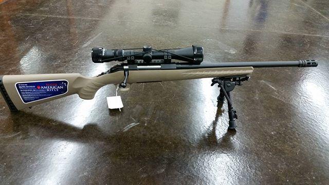 Ruger American Predator 5.56#guns #pawn #417 # springfield